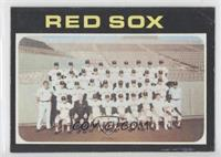 Boston Red Sox Team [Altered]