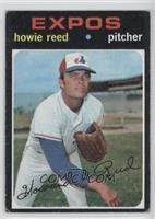 Howie Reed