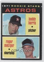 Buddy Harris, Roger Metzger