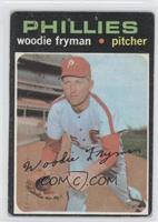 Woodie Fryman [GoodtoVG‑EX]