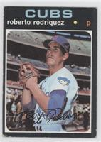 Roberto Rodriguez [Good to VG‑EX]