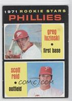 1971 Rookie Stars Phillies (Greg Luzinski, Scott Reid) [Poor to Fair]