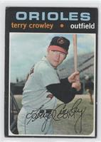 Terry Crowley [Good to VG‑EX]