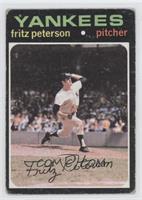 Fritz Peterson [GoodtoVG‑EX]