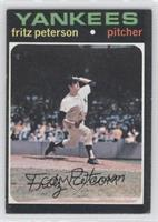 Fritz Peterson