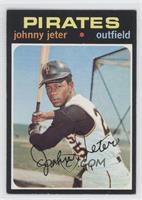Johnny Jeter