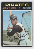 Johnny Jeter [Good to VG‑EX]