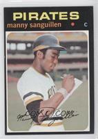 Manny Sanguillen