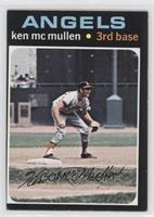 Ken McMullen [Good to VG‑EX]