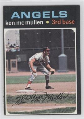 1971 Topps #485 - Ken McMullen