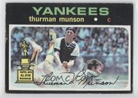 Thurman Munson [GoodtoVG‑EX]