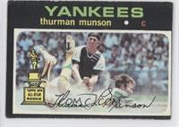 Thurman Munson [Good to VG‑EX]
