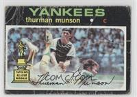 Thurman Munson [Poor]