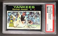 Thurman Munson [PSA 7]