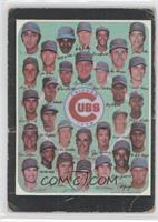Chicago Cubs Team Records