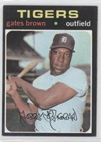 Gates Brown
