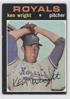 Ken Wright [Good to VG‑EX]