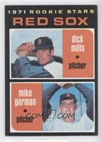 Dick Mills, Mike Garman