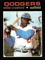 Willie Crawford [NMMT]