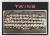 Minnesota Twins Team [Altered]