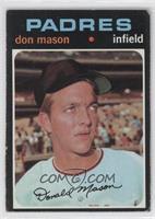 Don Mason [GoodtoVG‑EX]