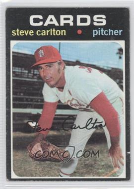 1971 Topps #55 - Steve Carlton