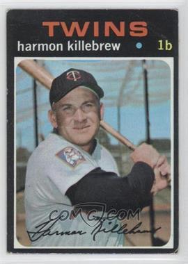 1971 Topps #550 - Harmon Killebrew [GoodtoVG‑EX]