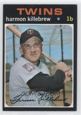 1971 Topps #550 - Harmon Killebrew