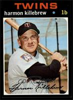 Harmon Killebrew [NM]