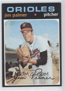 1971 Topps #570 - Jim Palmer