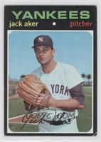 Jack Aker [Good to VG‑EX]
