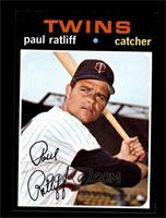 Paul Ratliff [NM]