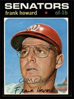 Frank Howard [NMMT]