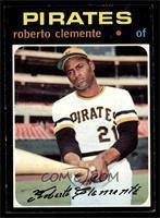 Roberto Clemente [EX]