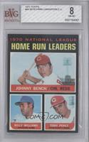 Johnny Bench, Tony Perez [BVG 8]