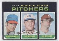 Archie Reynolds, Bob Reynolds, Ken Reynolds [GoodtoVG‑EX]