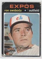 Ron Swoboda [Poor]