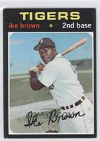 Ike Brown [Good to VG‑EX]