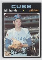 Bill Hands [GoodtoVG‑EX]