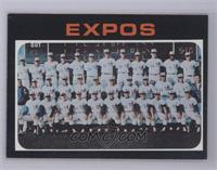 Montreal Expos Team [NearMint]