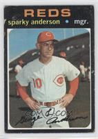Sparky Anderson [Good to VG‑EX]
