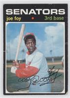 Joe Foy [GoodtoVG‑EX]
