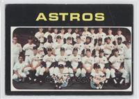 Houston Astros Team [Good to VG‑EX]