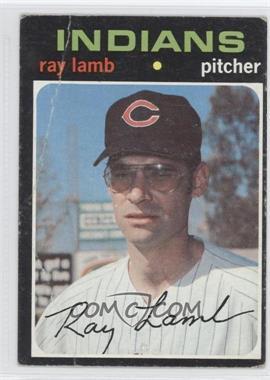 1971 Topps #727 - Ray Lamb