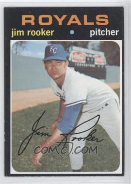 1971 Topps #730 - Jim Rooker