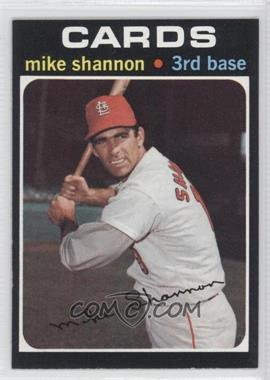 1971 Topps #735 - Mike Shannon