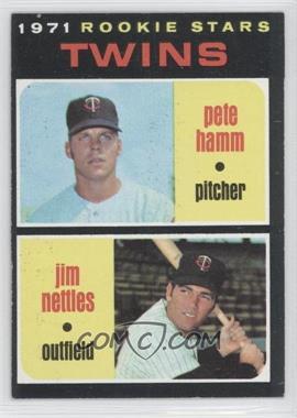 1971 Topps #74 - Pete Hamm