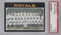 Kansas City Royals (KC Royals) Team [PSA 5]