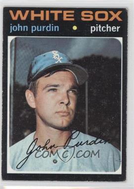 1971 Topps #748 - John Purdin