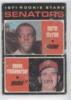 Norm McRae, Denny Riddleberger [Poor]